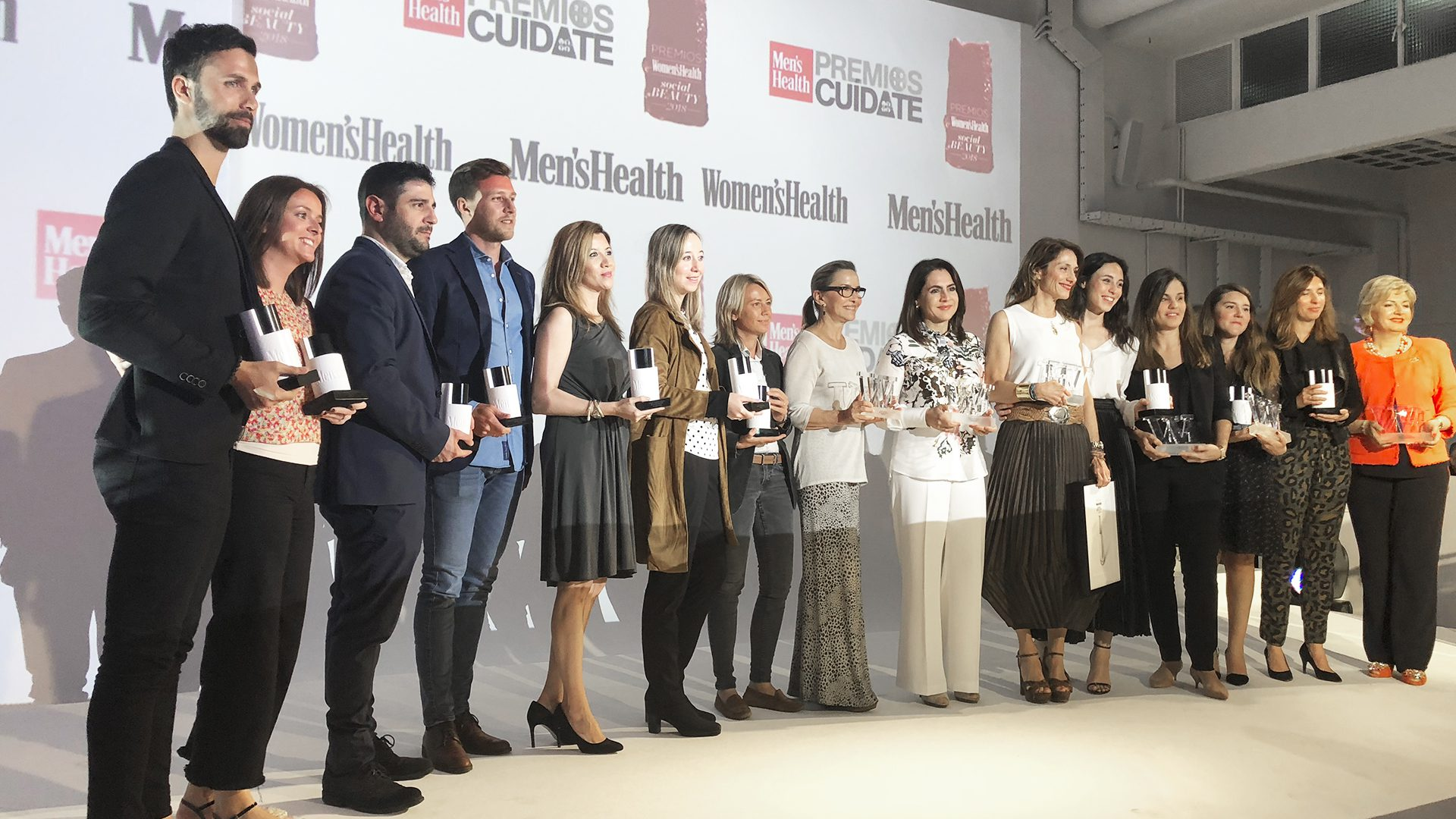 Entrega de Premios Cuidate 2018 by Men's Health