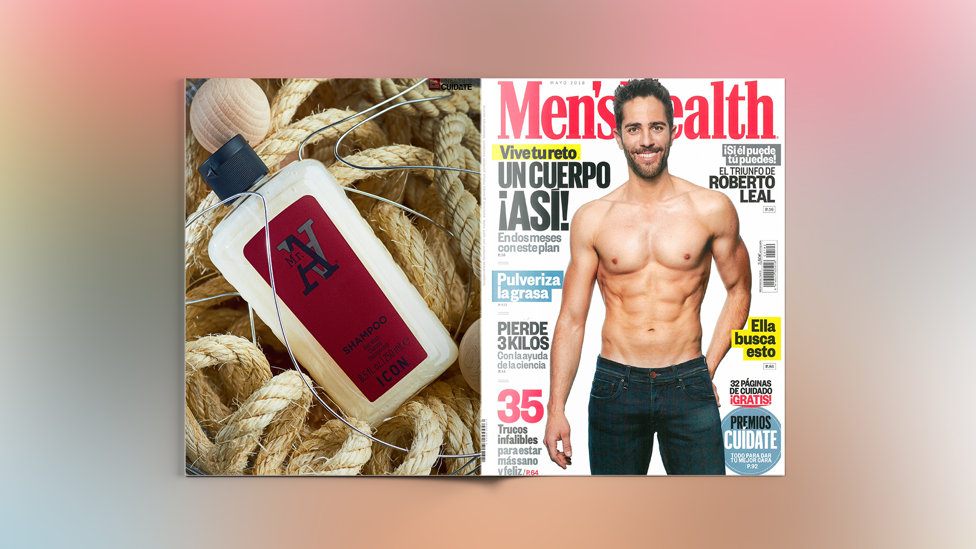 Premios Cuidate 2018 by Men's Health