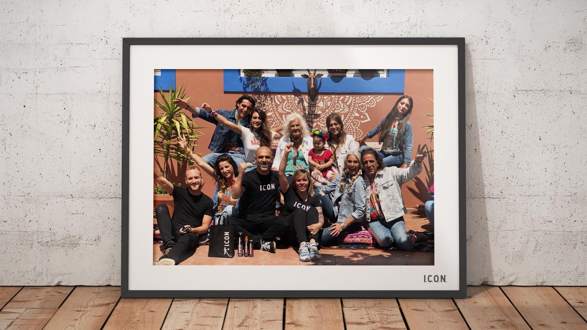 World Family Ibiza & I.C.O.N. en NEO2