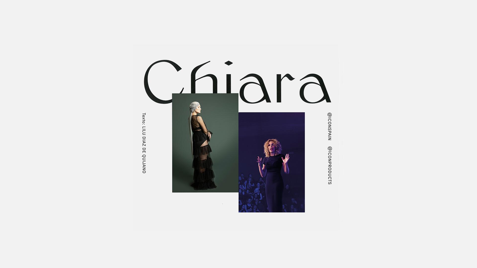 Neo2 entrevista a Chiara, Directora Creativa de I.C.O.N. Products