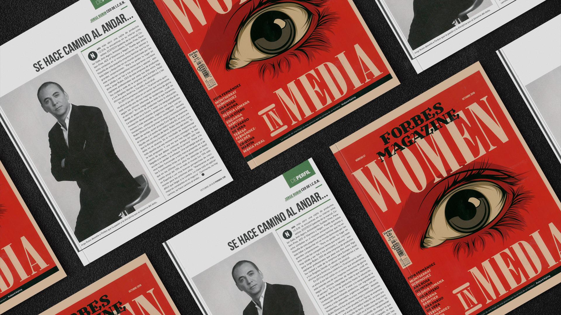 Forbes entrevista a Jorge Rubín