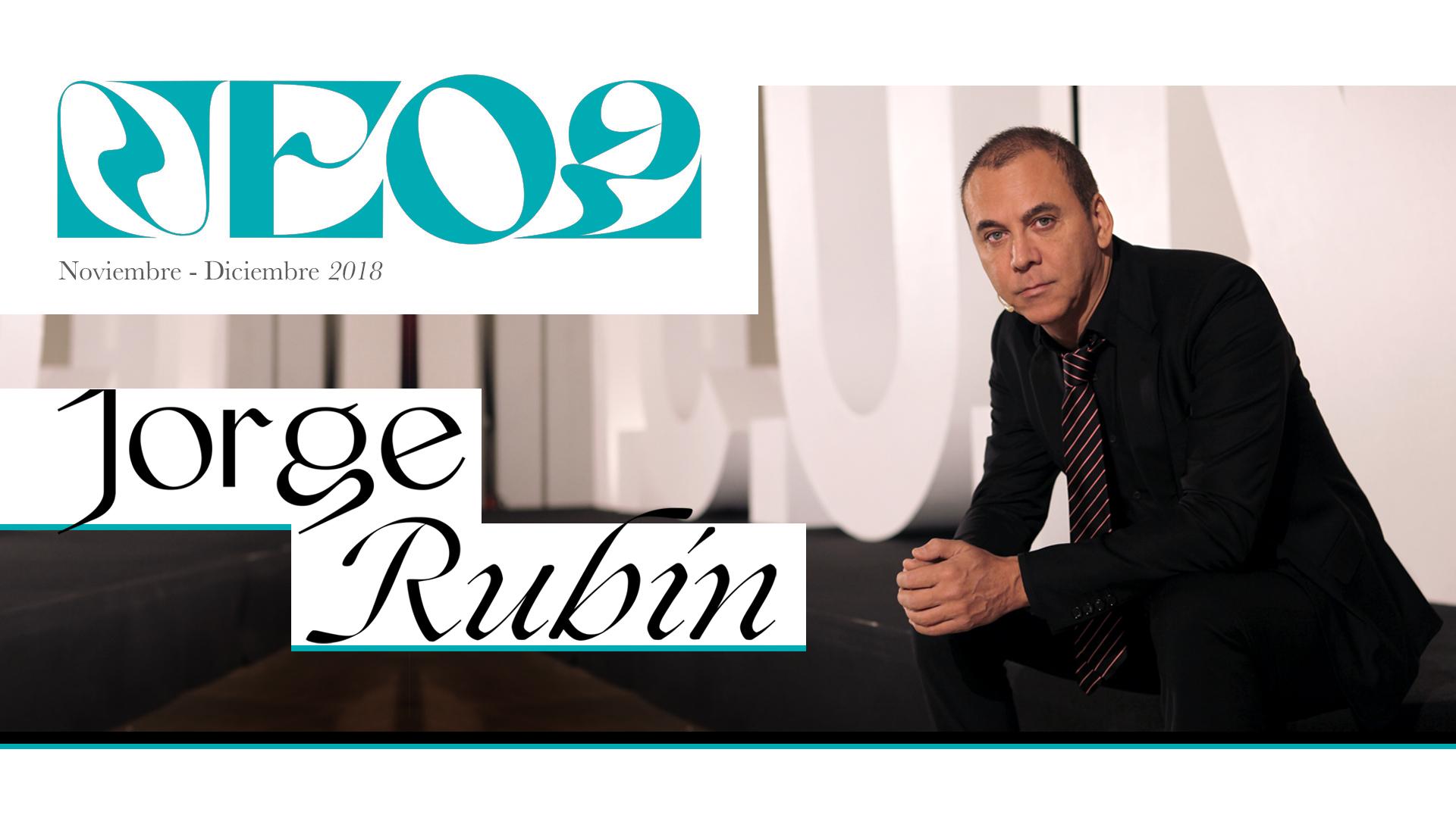 NEO2 entrevista a Jorge Rubín