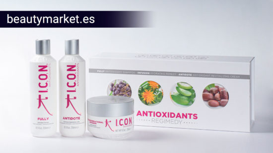 Protege tu cabello con el regimedy Antioxidants