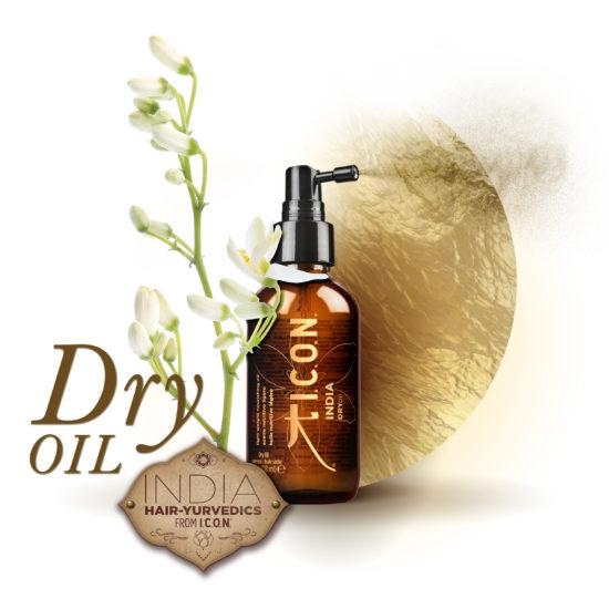 DRY, aceite nutritivo ligero