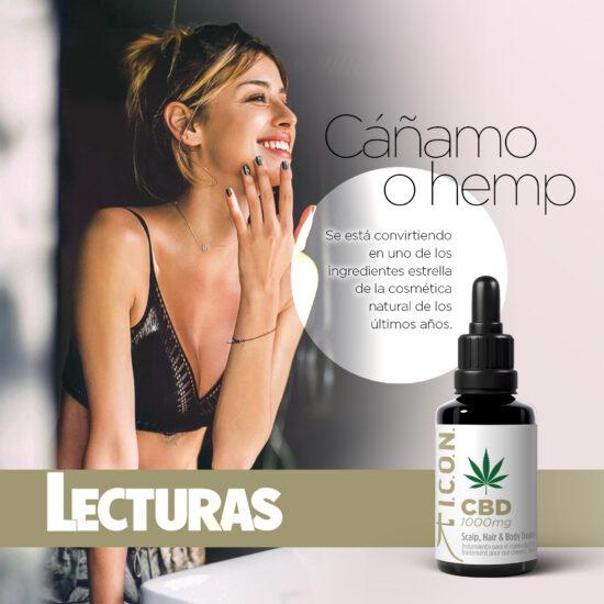 El poder beauty del cannabis