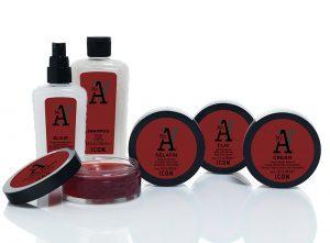 Productos Mr. A Hair | La línea masculina de I.C.O.N. Products para el cabello