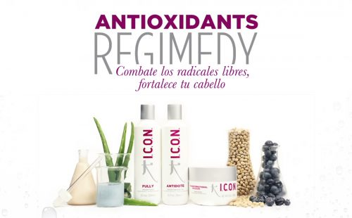 Regimedy Antioxidants I.C.O.N. Products