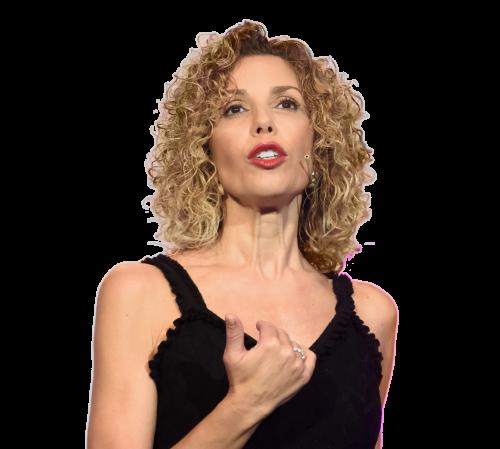Chiara, fundadora de I.C.O.N. Products