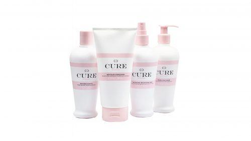 Cure by Chiara es la gama de productos I.C.O.N. que soluciona problemas específicos del cabello ayudándote a lograr transformar tu textura.
