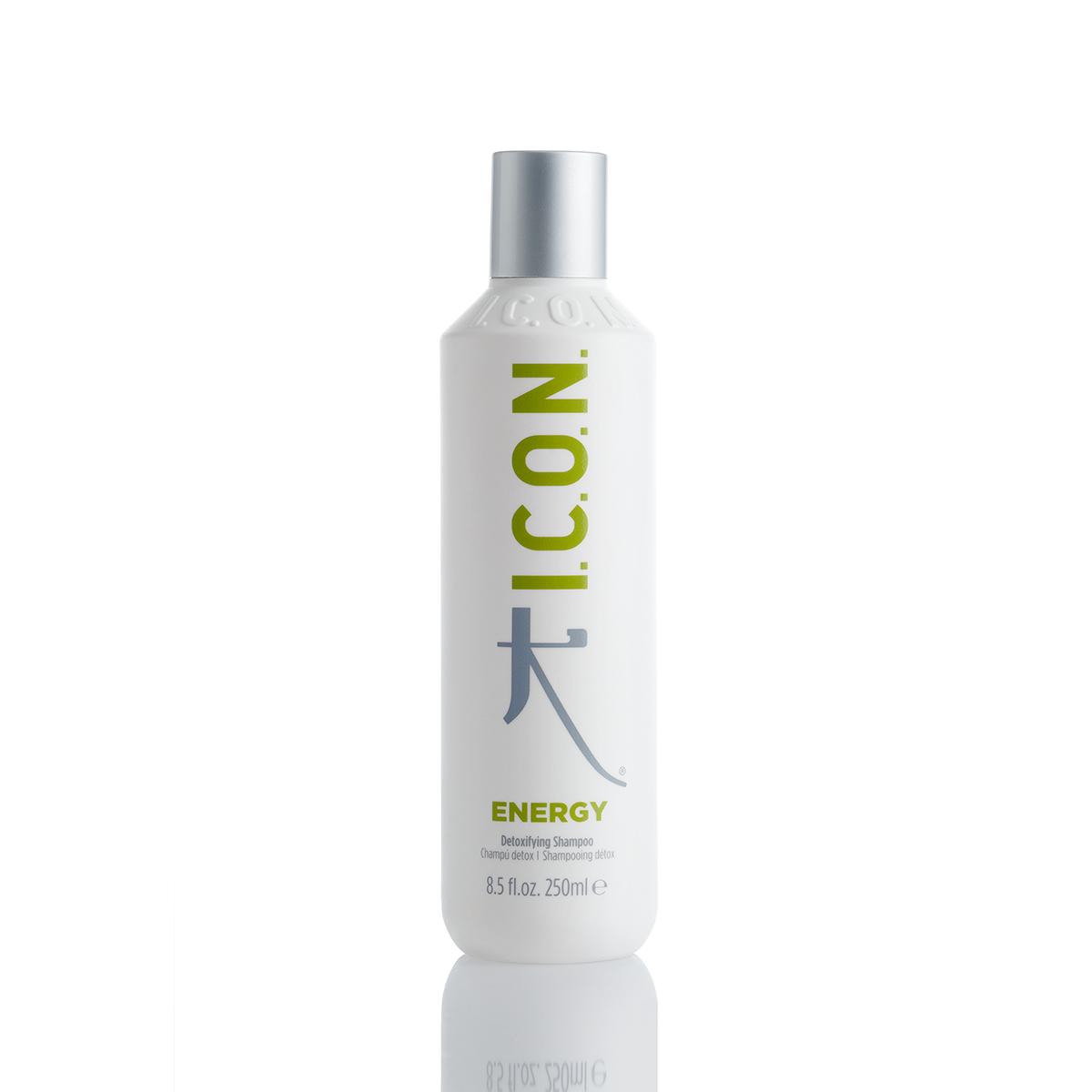 Champú desintoxificante Energy de I.C.O.N. Products