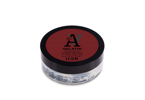 Mr. A Gelatin | Mr. A | I.C.O.N. Products | Gel para el cabello