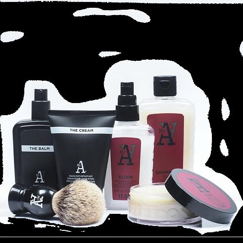 Productos Mr. A para el hombre de I.C.O.N. Products