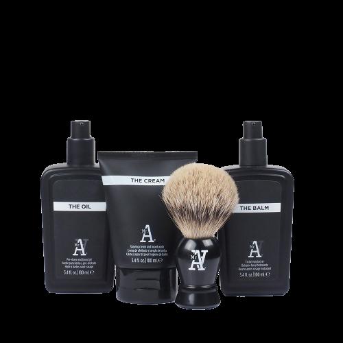 Productos Mr. A para el cuidado de la piel y la barba