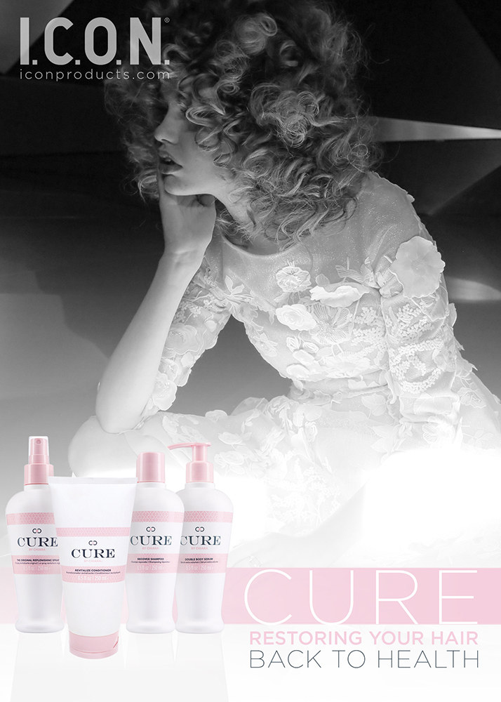 Lookbook Cure by Chiara de I.C.O.N. Products