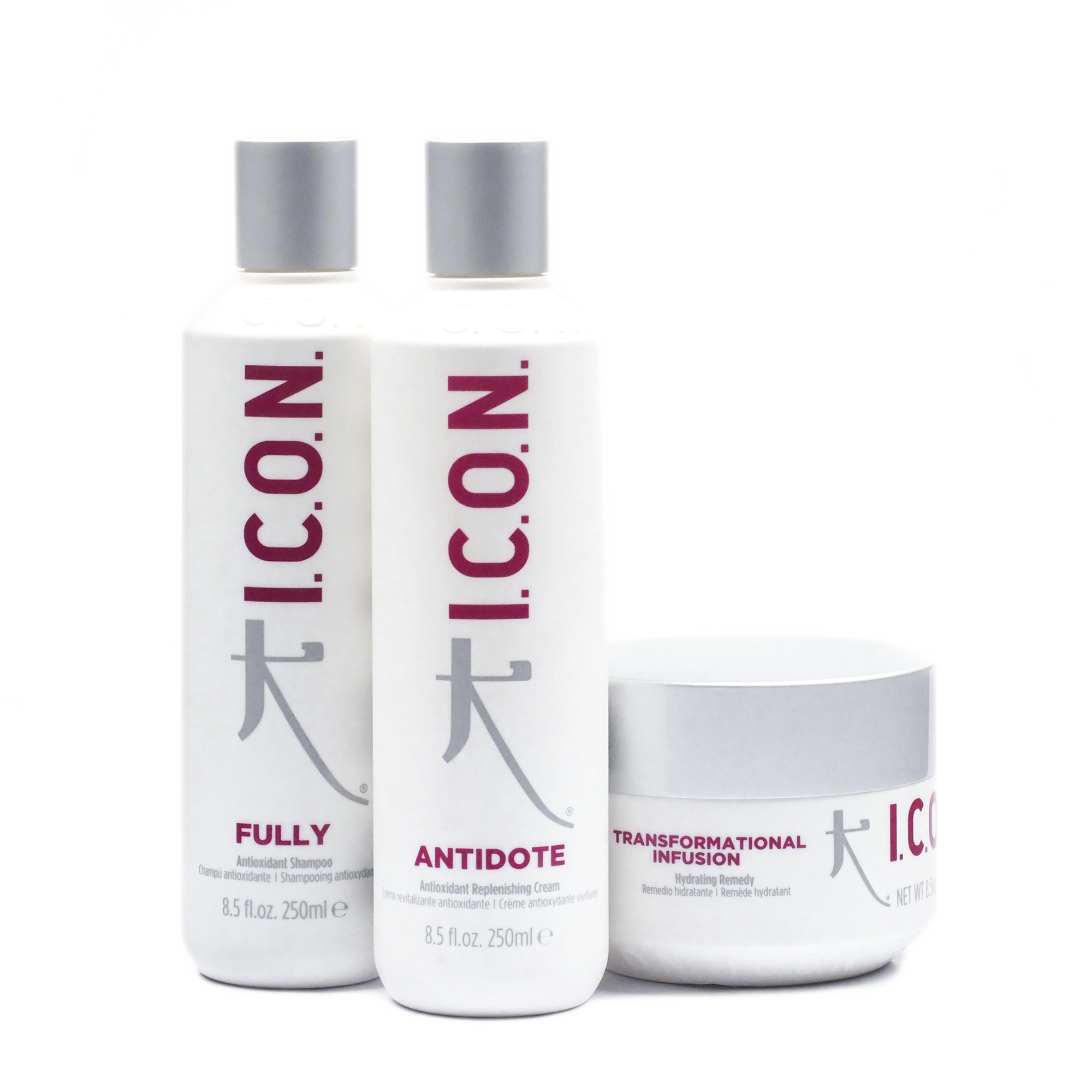 Productos I.C.O.N. del Regimedy Antioxidants