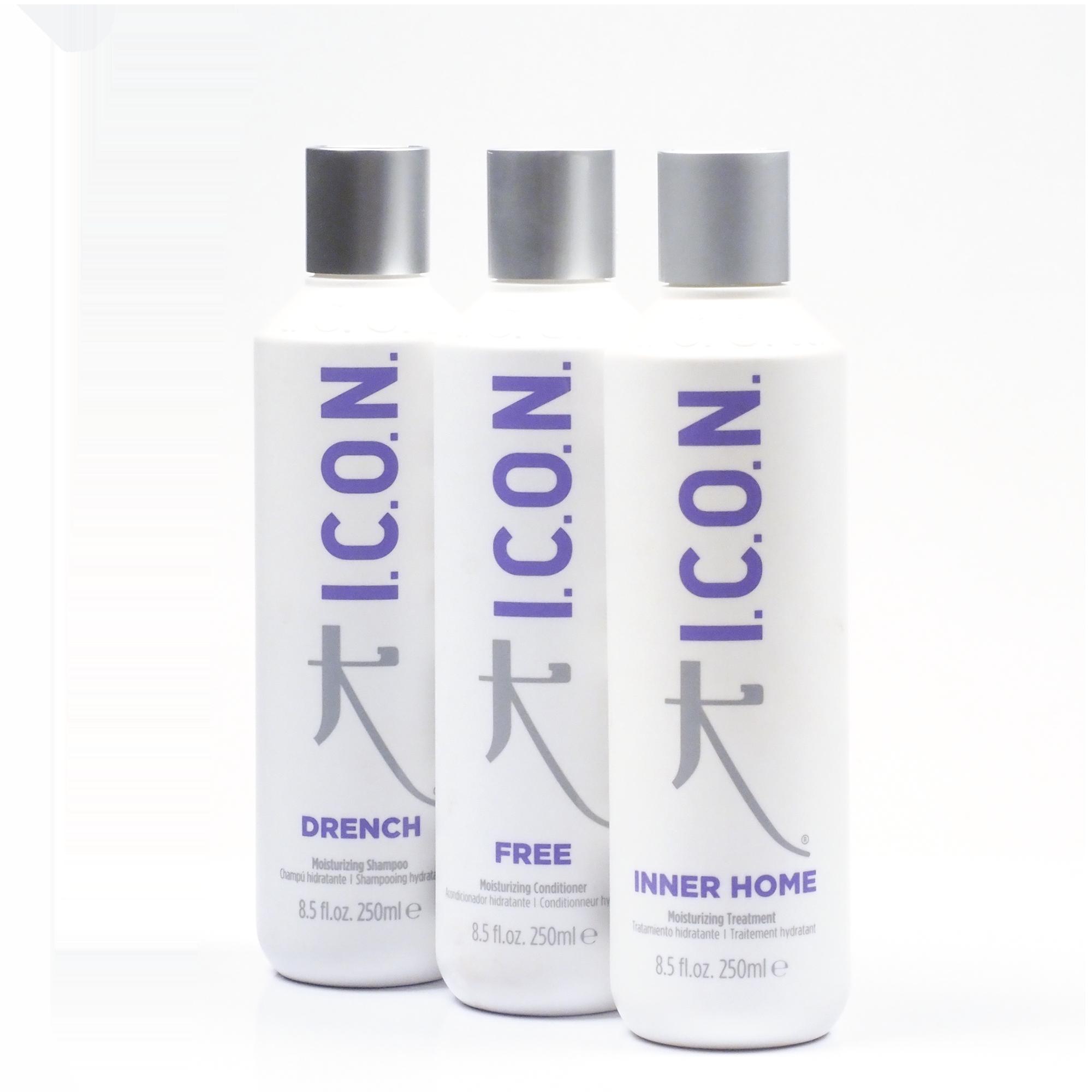 Productos I.C.O.N. del Regimedy Hydration