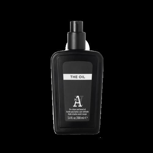 The Oil | Mr. A Skin Care | I.C.O.N. Products | Aceite para barba y afeitado