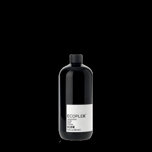 WashPlex es un champú que favorece un cabello sano además de mantener la calidad del color y la integridad de los enlaces internos del cabello.