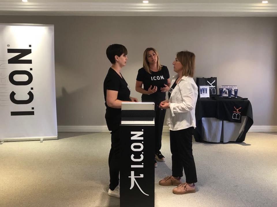 Líderes I.C.O.N. Products Educreate