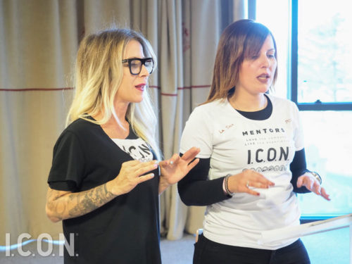 Mentors I.C.O.N. Products Educreate