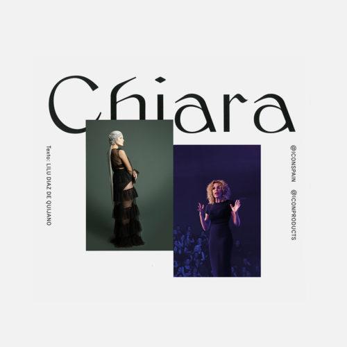 Chiara, fundadora de I.C.O.N. Products en Neo2