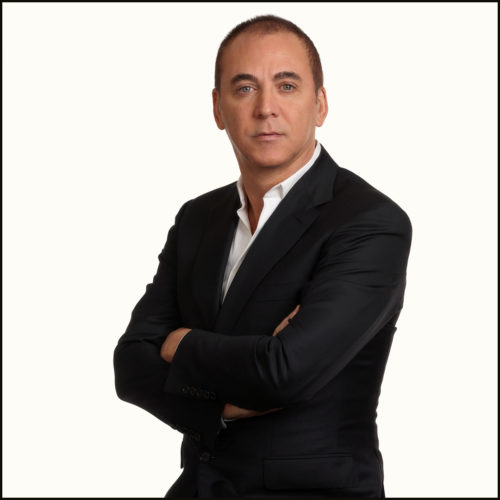 Jorge Rubín, fundador de I.C.O.N. Products en Forbes