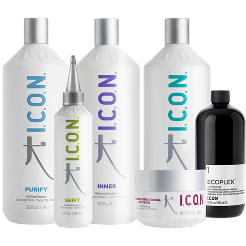 Mixology de I.C.O.N. Products