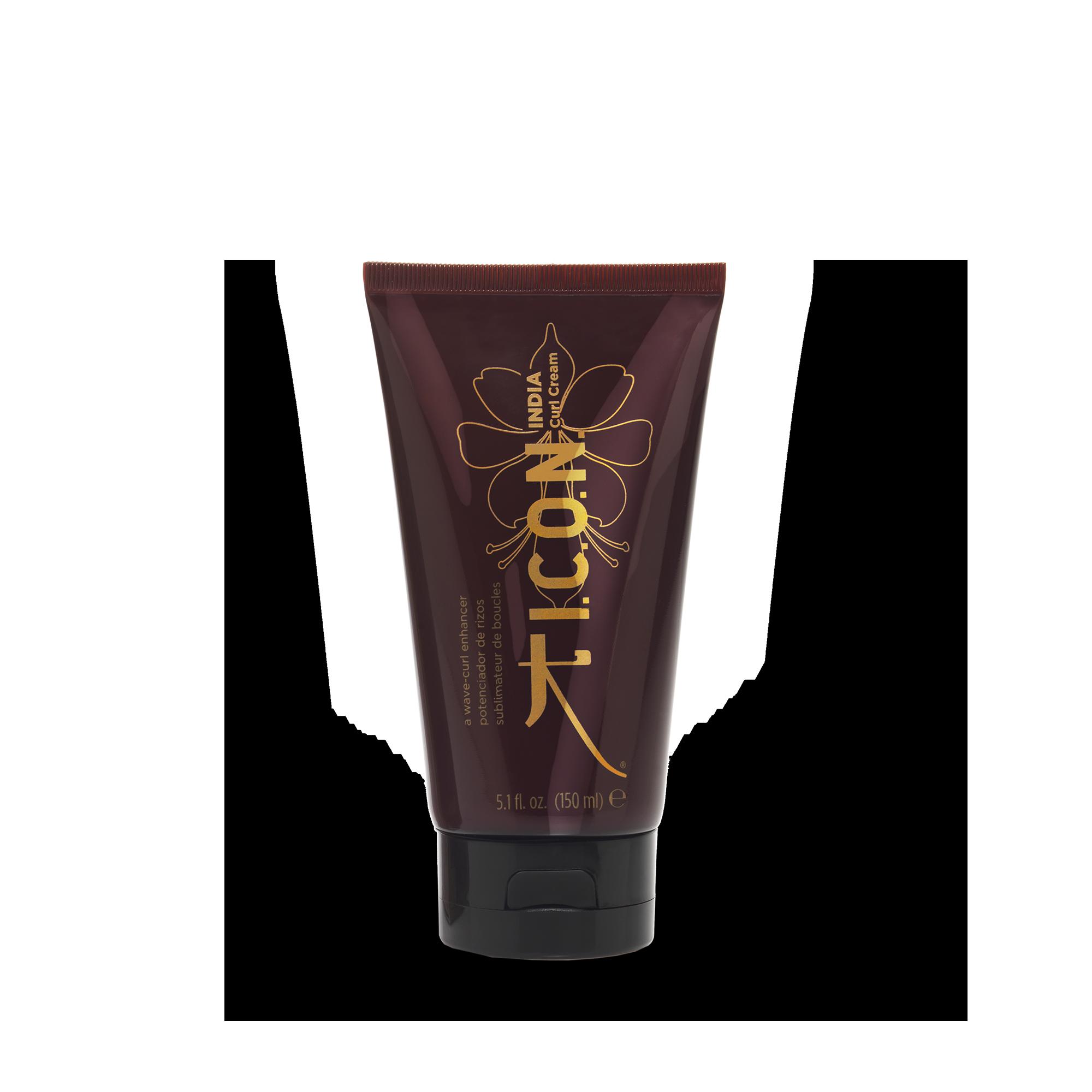 India Curl Cream es un potenciador que define rizos y da forma a las ondas además de reparar el cabello. Mejora la textura y la condición del cabello.