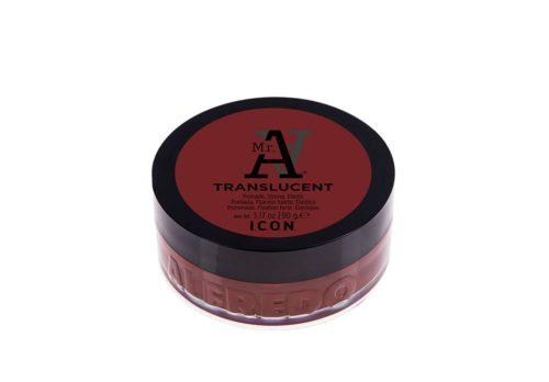 Translucent | Mr. A | I.C.O.N. Products | Pomada fuerte para hombres