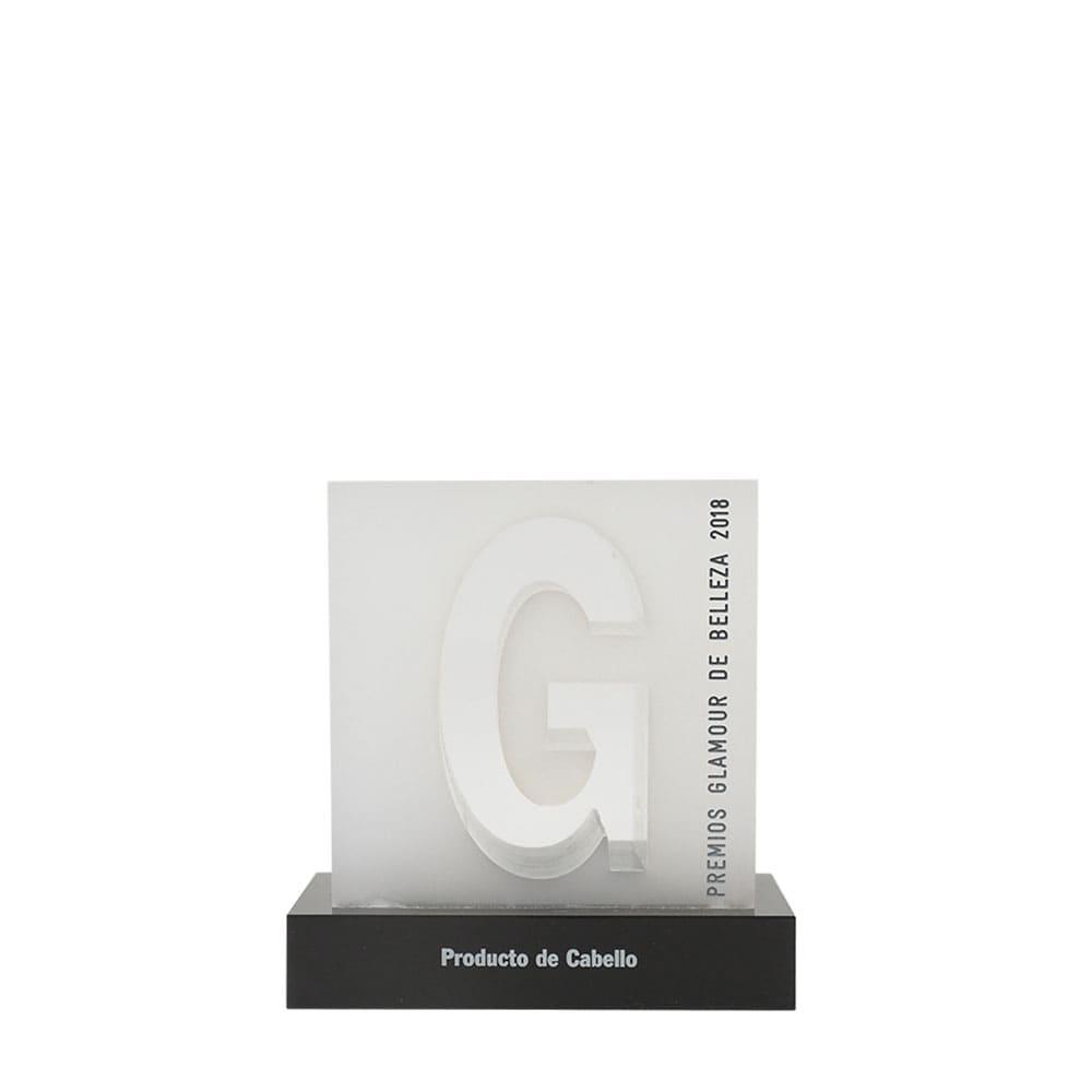 Premio I.C.O.N. Glamour de Belleza 2018