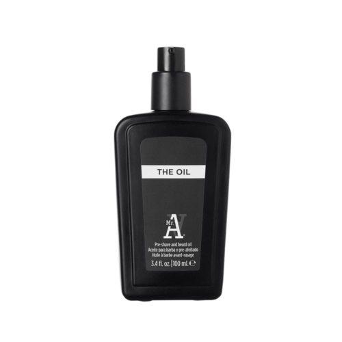 The Oil | Mr. A Skin Care