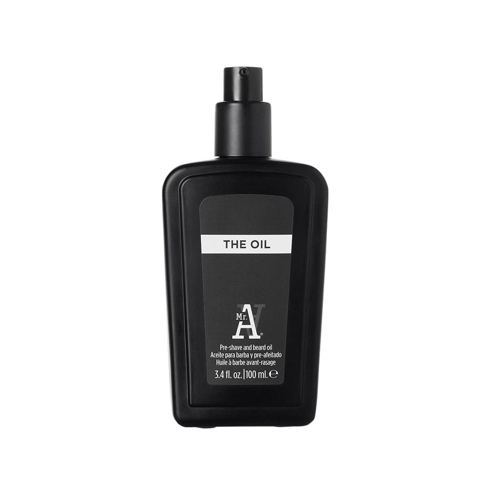 The Oil | Mr. A Skin Care