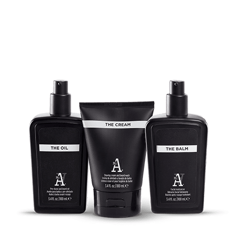Mr. A Skin Care I.C.O.N. Products