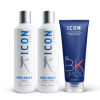 Productos I.C.O.N. del Regimedy Antifrizz